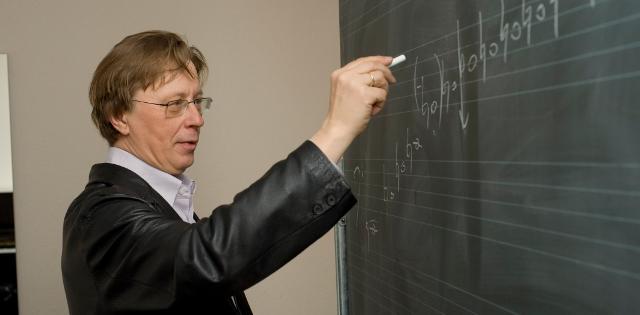 Georg Friedrich Haas. Basel, den 24.02.2011 Copyright: Priska Ketterer Luzern